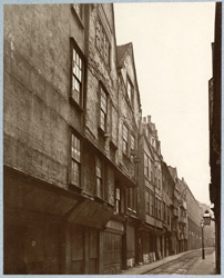 Old Houses In Wych Street 8